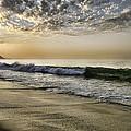 Malibu California by Bill Baer