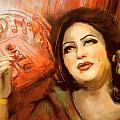 Malika Tarranum by Catf