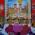 Mallorca, Spain, 2012 Acrylic On Canvas by Herbert Hofer
