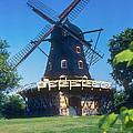 Malmo Windmill by Bob Phillips