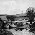 Malmsmead Bridge, C1900 by Granger