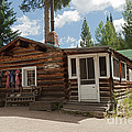 Mamma Cabin At The Holzwarth Historic Site by Fred Stearns