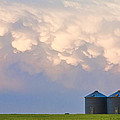 Mammatus Country Landscape by James BO  Insogna