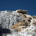 Mammoth Hot Springs 2 by Frank Madia