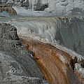 Mammoth Springs 2.0070 by Stephen Parker