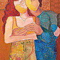 Man And Woman by Debi Starr