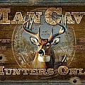 Man Cave Deer by JQ Licensing