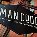Man Code by Stephen Stookey