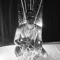Man In Mask And Ropes by Buddy Green