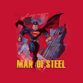 Man Of Steel - Fly By by Brand A