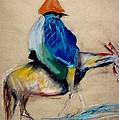 Man On Horse by Jon Kittleson