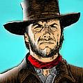 Clint Eastwood by Salman Ravish