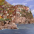 Manarola   by Guido Borelli