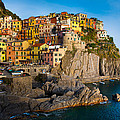 Manarola by Inge Johnsson