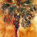Manasota Key Palm 1 by Rebecca Zdybel