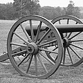 Manassas Battlefield Cannon by Christiane Schulze Art And Photography
