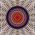 Mandala 10 by Terry Reynoldson