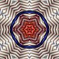 Mandala 12 by Terry Reynoldson