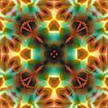 Mandala 133 by Terry Reynoldson