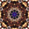 Mandala 18 by Terry Reynoldson