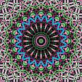 Mandala 33 by Terry Reynoldson
