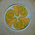 Mandala 8 - Ready To Hang by Nancy Mauerman
