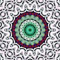 Mandala 9 by Terry Reynoldson