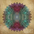 Mandala Crystal by Filippo B