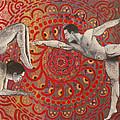 Mandala Dance by Hector and Agata ART