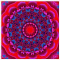 Mandala Dawn by Mario Carini