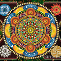 Mandala Elements Sp by Peter Awax