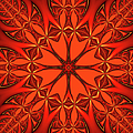 Mandala by Gabiw Art
