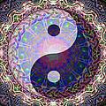Mandala Yin Yang by Amelia Carrie