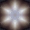 Mandala154 by Lee Santa