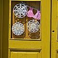 Mandalas Door by Sabrina Vera