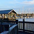 Mandarin Park Boathouse by Spencer Studios
