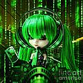 Manga Matrix by Mo T