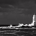 Mangiabarche's Lighthouse by Barbara Alessandra Meloni