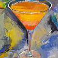 Mango Martini by Michael Creese