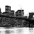 Manhattan 1 by Luciano Mortula