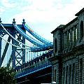 Manhattan Bridge by Adam Barone