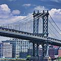 Manhattan Bridge by Boris Blyumberg