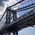 Manhattan Bridge by Chris Halford