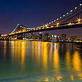 Manhattan Bridge by Mircea Costina Photography