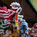 Manhattan Chinatown Decorations by Jannis Werner