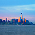 Manhattan In The Morning by Bill Cannon