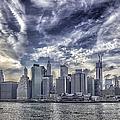 Manhattan by Margie Hurwich