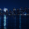 Manhattan by Mark Ashkenazi