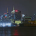 Manhattan  by Raymond Salani III