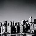 Manhattan by Shaun Higson